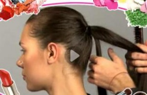 смотреть видео как делают свадебные прически