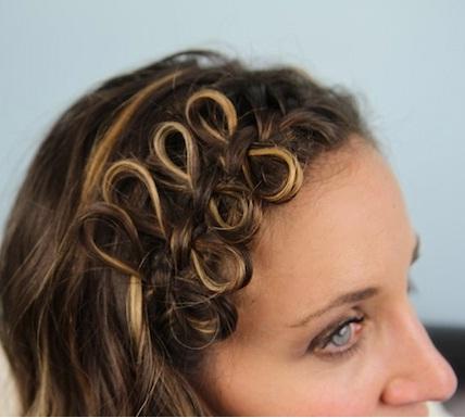 Плетение из волос фото и видео
