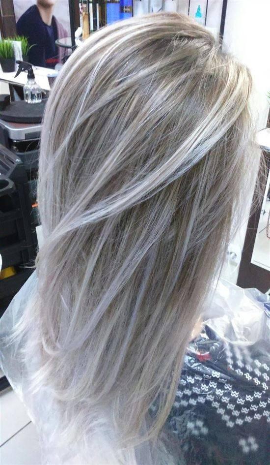 предпочтение окраска волос тонирование и мелирование фото видах