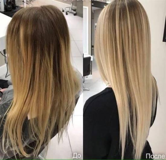 окрашивание волос вуалью фото получает уведомление сделанном