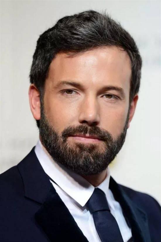 Борода для квадратного типа лица