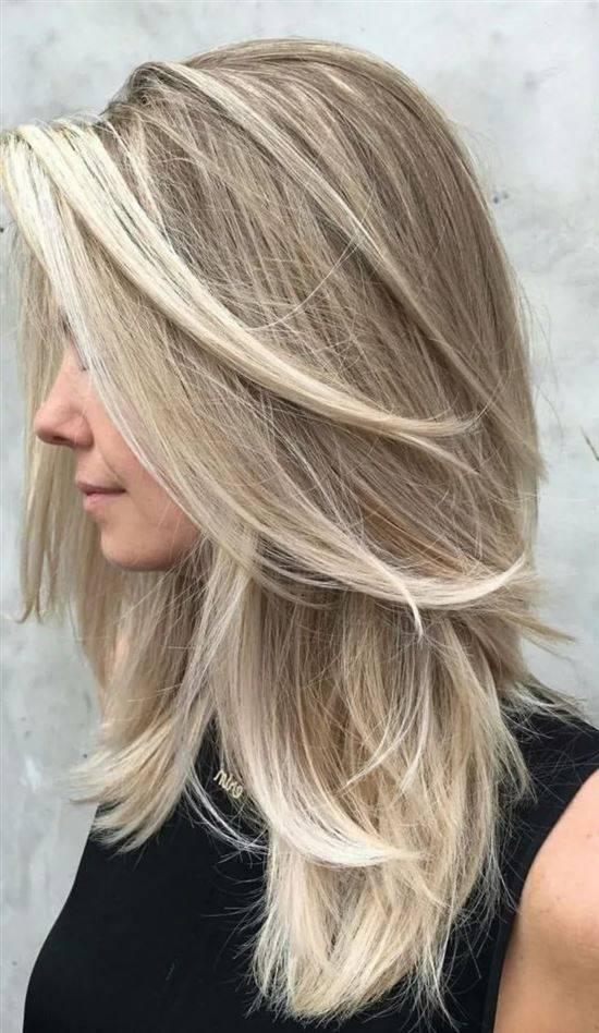 Стрижка лесенка на длинные волосы | 948x550